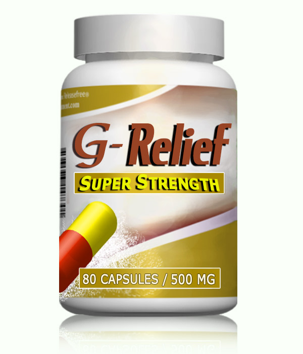 Ganglion cyst treatment G-Relief SUPER CAPS Removes ganglion cysts from the inside so they don't come back: INFO ganglioncysttreatment.com