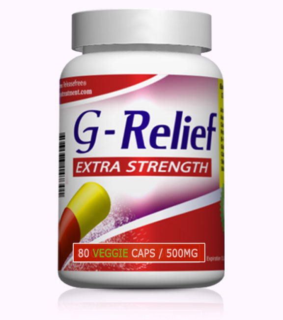 Ganglion Cyst SURGERY Alternative G-Relief Caps INFO: g-relief.com