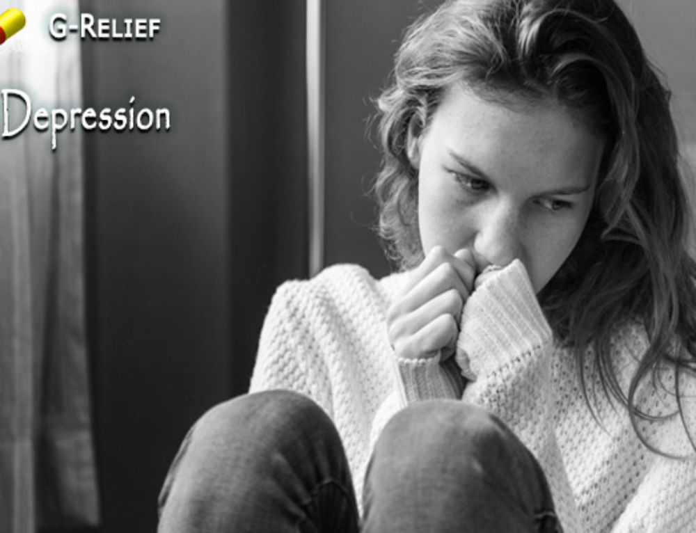 G-Relief, Health Diet and Depression