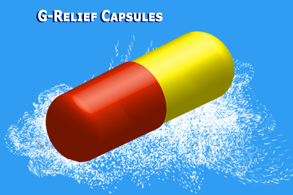 Dissolve Ganglion Cysts Home Cyst SURGERY Alternative G-Relief Caps Info: G-Relief.com