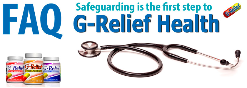 FAQ-G-Relief-Caps-Ganglion-SURGERY-Alternative. FDA Certified. INFO: g-relief.com